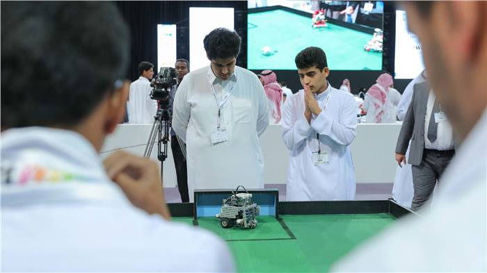 The World Olympiad Robot Competition